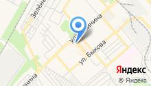 Банкомат, Ставропольпромстройбанк на карте