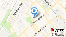 Нотариус Лунева Е.С. на карте