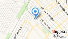 Георгиевскмежрайгаз на карте