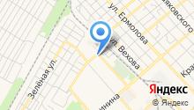 Аптека №252, МУП на карте