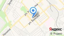 Георгиевская городская детская поликлиника на карте
