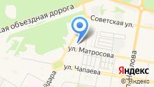 Академия Профи, ЧОУ на карте