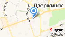 Дзержинский педагогический колледж на карте