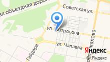 Детский сад №115 на карте