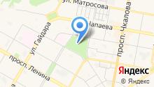АССЦ РАДУГА на карте
