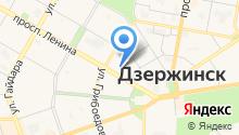 ДТК на карте