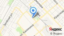 Ангажемент на карте