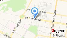 ЭльДиз на карте