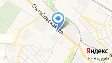 Управление Пенсионного Фонда РФ по г. Георгиевску и Георгиевскому району на карте