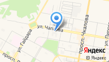 Альянс-НВ на карте