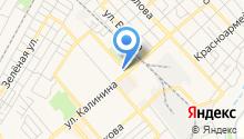 Ставропольские городские аптеки на карте
