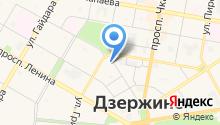 CITY & SUSHI на карте