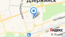 ГринЛайт-НН на карте
