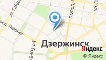 Нотариус Цимидан Ю.Г. на карте