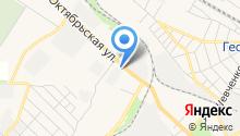 Георгиевский трансформаторный завод на карте