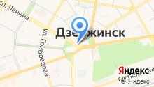 Дисконт-магазин одежды на карте