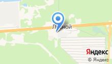 Автостекла на Московском на карте