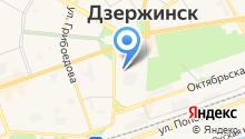 LET на карте