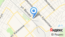 Инспекция Федеральной налоговой службы России по Ставропольскому краю в г. Георгиевске на карте