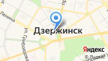Городская Дума г. Дзержинска на карте