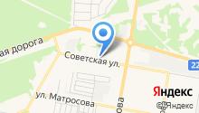 АлексГласс на карте