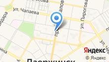 Библиотека семейного чтения им. А.П. Чехова на карте