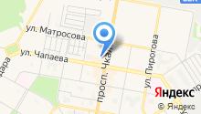 АКБ САРОВБИЗНЕСБАНК на карте