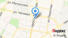 Букет на карте