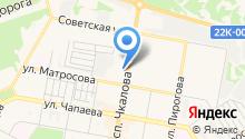 ХимKov на карте
