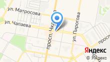 Домашний доктор на карте