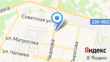 ГрандСфера на карте