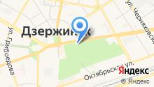 Деревня Ромашково на карте