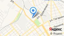 ТаСС на карте