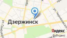 Дзержинский краеведческий музей на карте