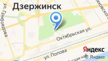 Городской парк на карте
