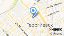 Нотариус Мерзляков П.С. на карте
