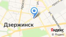 Государственная инспекция по надзору за техническим состоянием самоходных машин и других видов техники Нижегородской области на карте