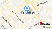 Адвокат Мельникова С.В. на карте