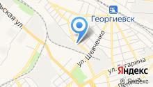 Ставрополь-Терминал на карте