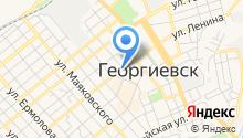 Центральная детская библиотека им. А.П. Гайдара на карте