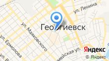 Георгиевский городской суд на карте