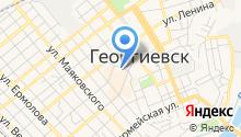 Адвокат Огарков В.В. на карте