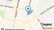 Городское Жилье, МУ на карте