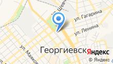 Ставропольэнергосбыт, ПАО на карте