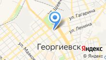 Ставропольэнергосбыт на карте
