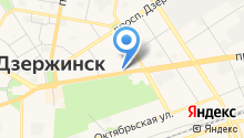 Дзержинский химический техникум им. Красной Армии на карте