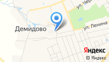 Автотехцентр ДиВа-Арт на карте