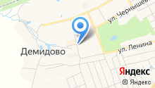 Строительно-транспортная компания на карте