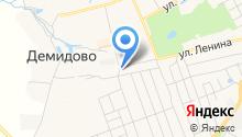 Усадьба на карте