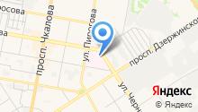 ГОСТСЕРТГРУПП-НН на карте